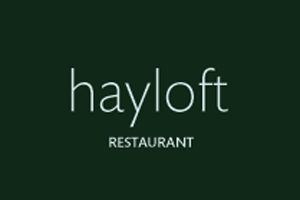 Hayloft Restaurant Cornwall Logo Desktop