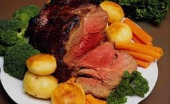 Traditionalroastbeef
